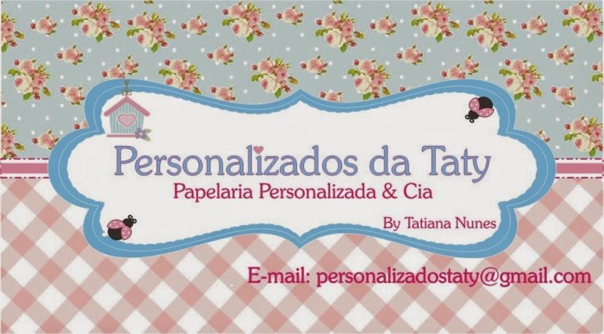 Personalizados da Taty