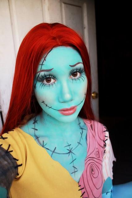 The Creative Cubby: Pinspiration Friday: DIY Halloween - Best Makeup Halloween Costumes