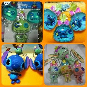 More Scrump items !