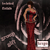 TWISTED FINIALS - BLOOD ROSE OUTFIT