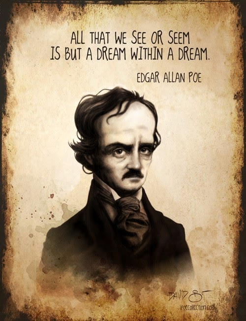 brief literary analysis edgar allen poe He is lamenting over the death of his wife, lenore he hears a gentle tapping at his door hoping it is a visitor who will help him to escape his emotions and 'the raven' by edgar allan poe - wikis the raven' by edgar allan poe  research and read a short story written by edgar allen poe.