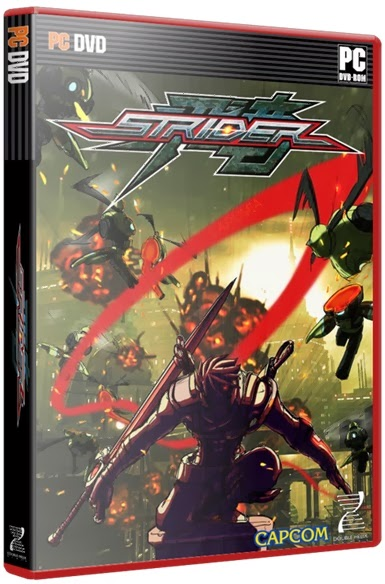 Strider Download   Jogo Strider RELOADED PC (2014)