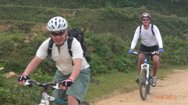 Vietnam bike tours, bike to Vietnam