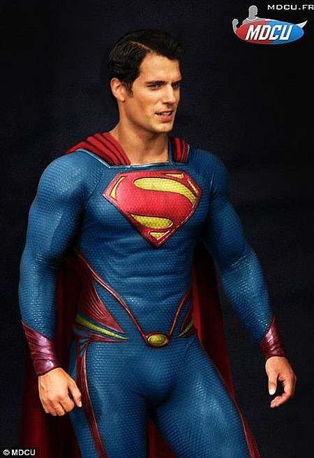 We already know that both new Superman Henry Cavill and director Zack ...