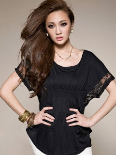 Model Baju Wing Lace
