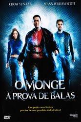 O Monge à Prova de Balas Dublado CAPA POSTER BAIXAR FILMES DOWNLOAD