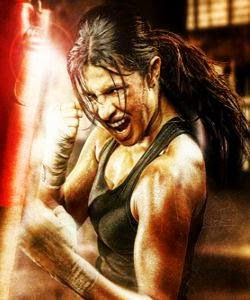 mary kom boxing poster
