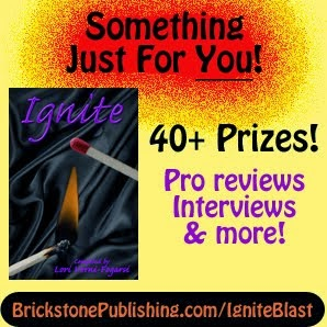 Ignite: Something Just for You / HUGE Giveaway!