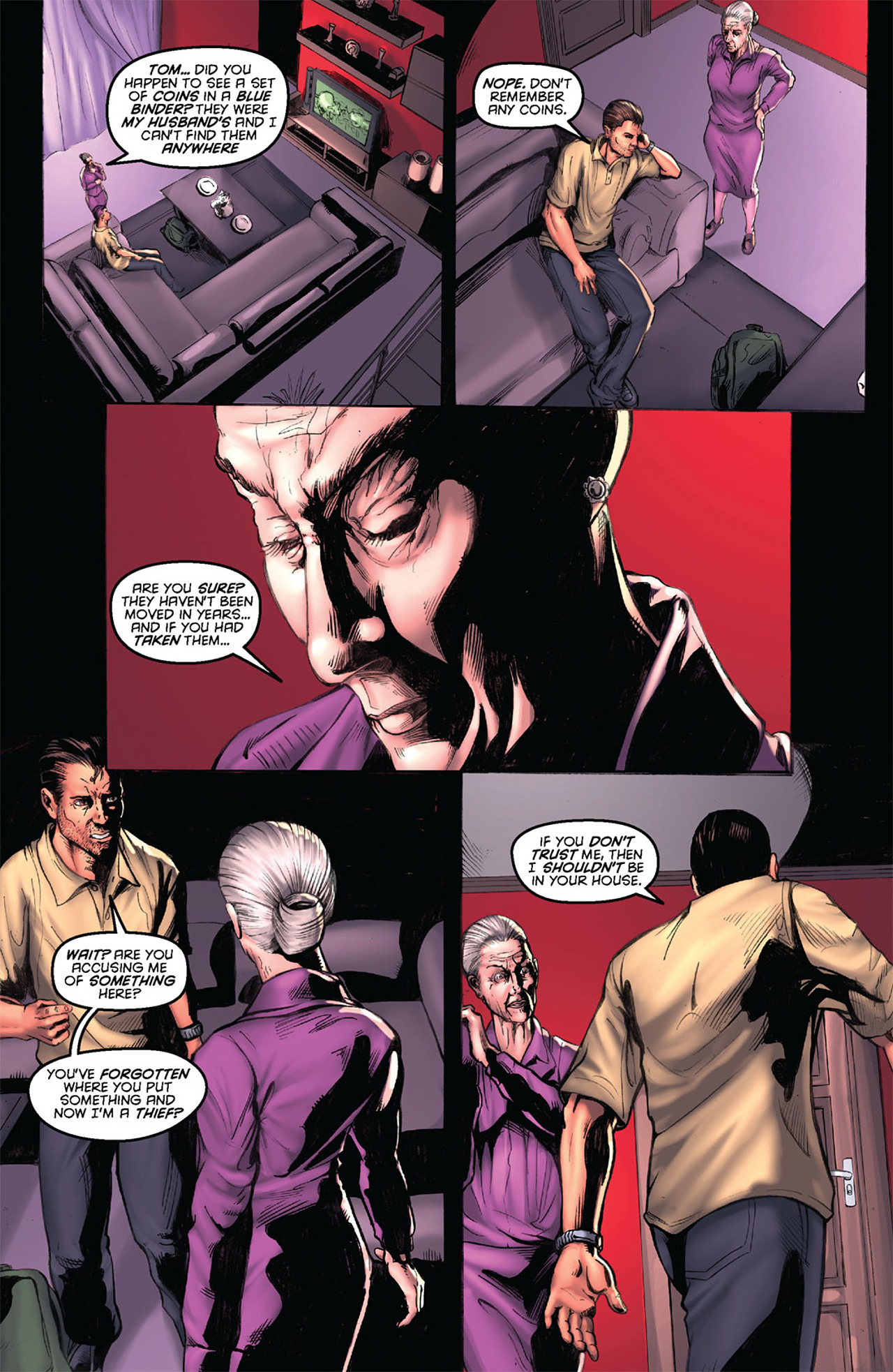 Grimm Fairy Tales (2005) Issue #27 #30 - English 17