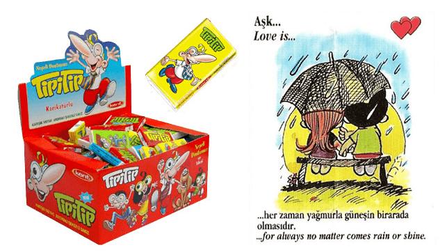 80'li yılların nostalkik ürünleri