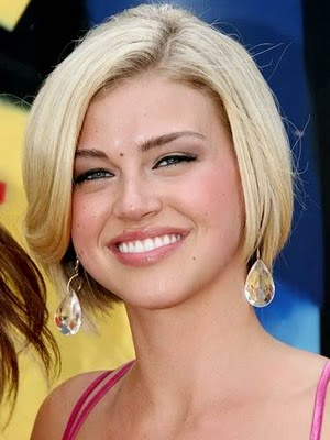 Adrianne Palicki New Formal Hairstyle Pictures