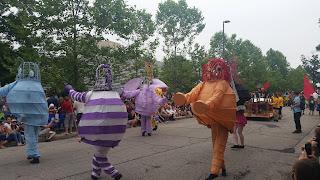 Animals, Parade the Circle, 2015