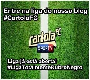 LIGA TOTALMENTE RUBRO-NEGRO NO CARTOLA