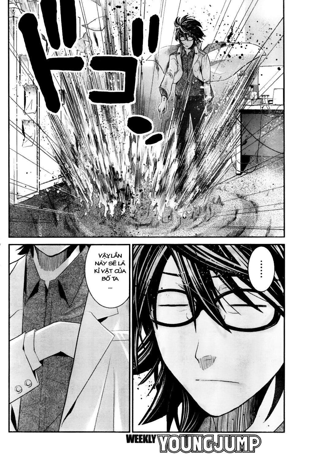 Gokukoku no Brynhildr chap 22 Trang 18 - Mangak.info