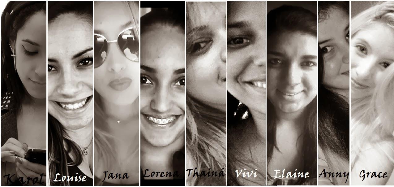 Meninas, mulheres, amigas, filhas, irmãs...