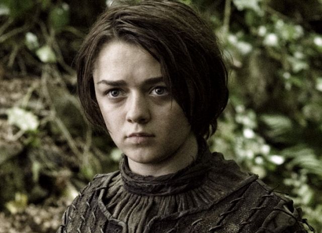 Arya Stark Maisie Williams