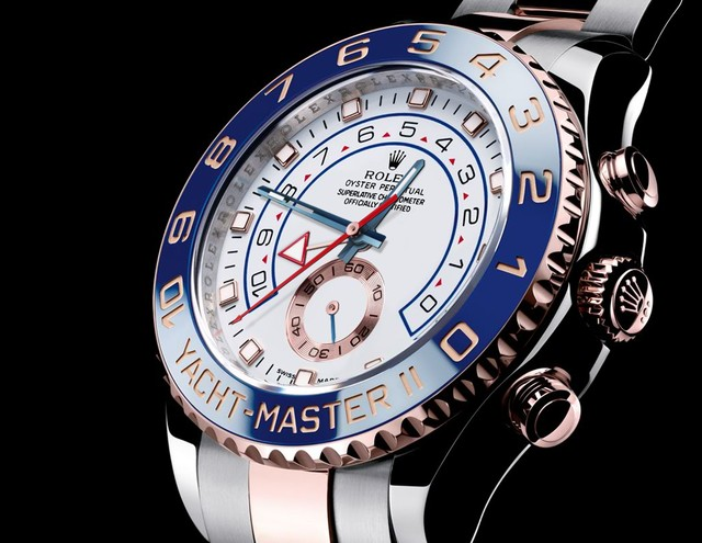 Rolex Yacht Master II Watches