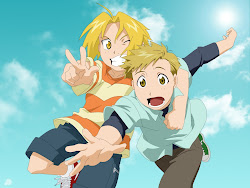 Alphonse and Edward