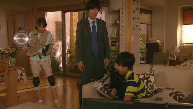 الحلقة الثالثة من الدراما العائلية الرائعة والهادفة : Saito-San 2 | سايتو سان الجزء الثاني,أنيدرا