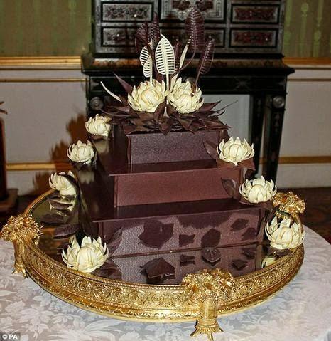 Tortas de Chocolate, parte 8