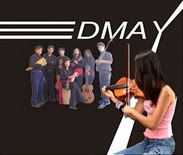 "Grupo musical ""Edmay""(E. Pari Portillo, es integrante, compositor e interprete musical)"