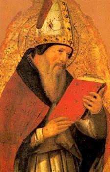 Sfantul Augustin praznuit de Biserica Ortodoxa pe 15 iunie