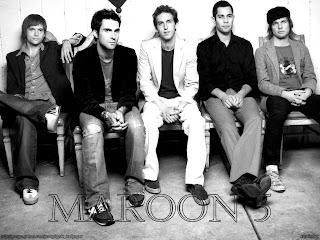 Chord Guitar Maroon 5 - Payphone