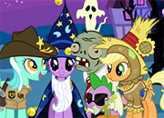 My Little Pony Halloween Fun juego