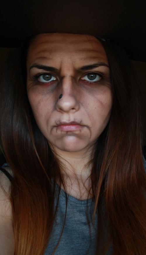 Halloween Tare Face Paint