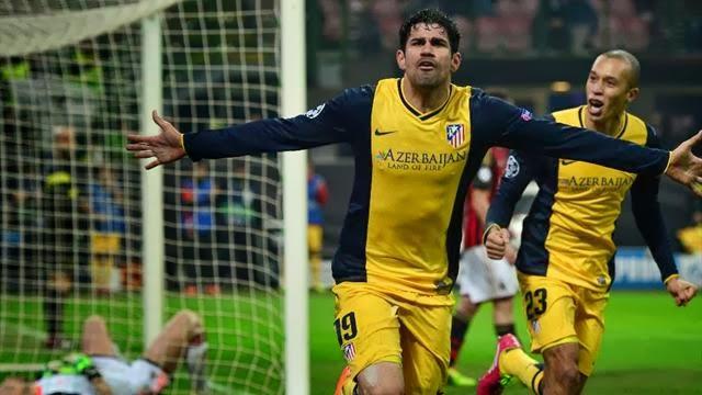أهداف مباراة ميلان و اتلتيكو مدريد 0-1