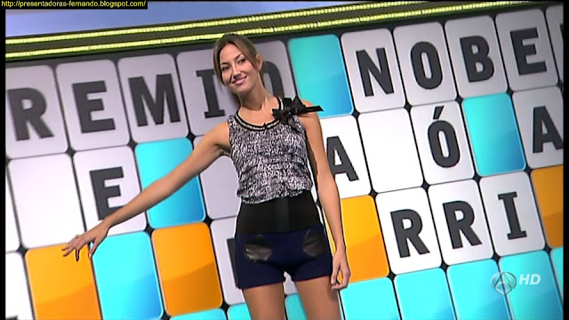 Paloma Lopez La Ruleta de la Suerte