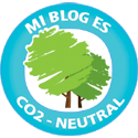 Nuestro blog, CO2 neutral