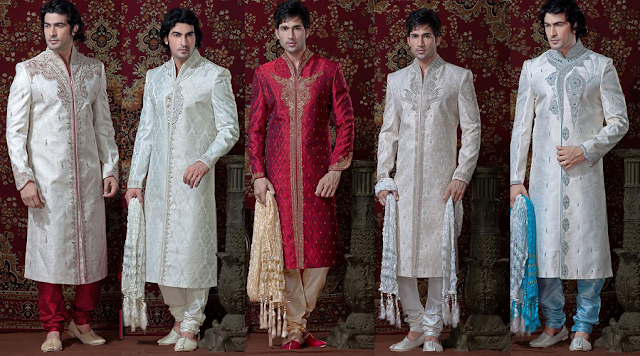 Designer Groom Sherwanis Collection