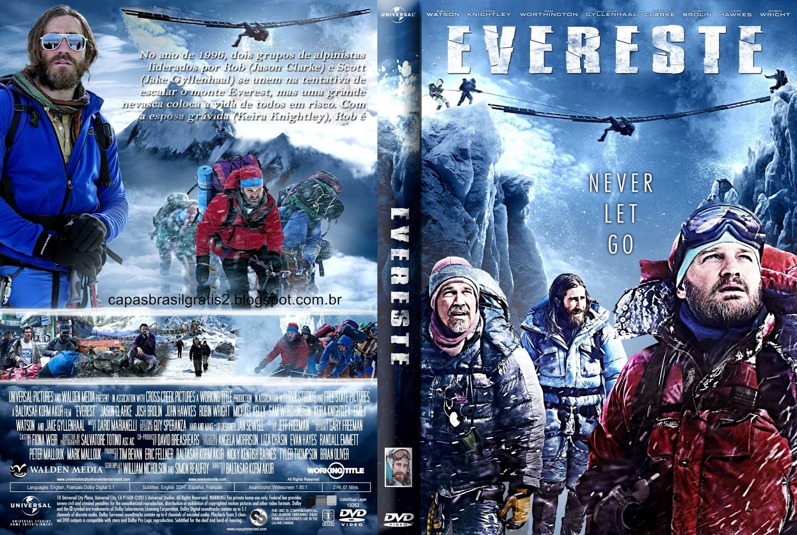 Download Evereste BDRip XviD Dual Áudio everest