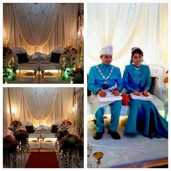 Pakej Perkahwinan Farah dan Khazli