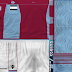 Uniforme Aston Villa 2013-2014 PES 2013 PS2