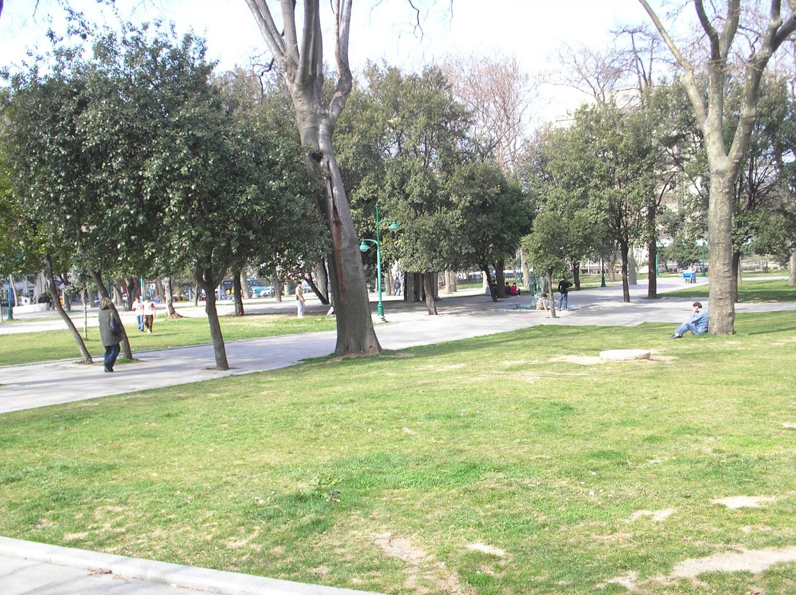 """İstanbul 'un En Kıymetli """"Yeşil Aksına"""" Ne Olacak? ~ Uçan ..."""