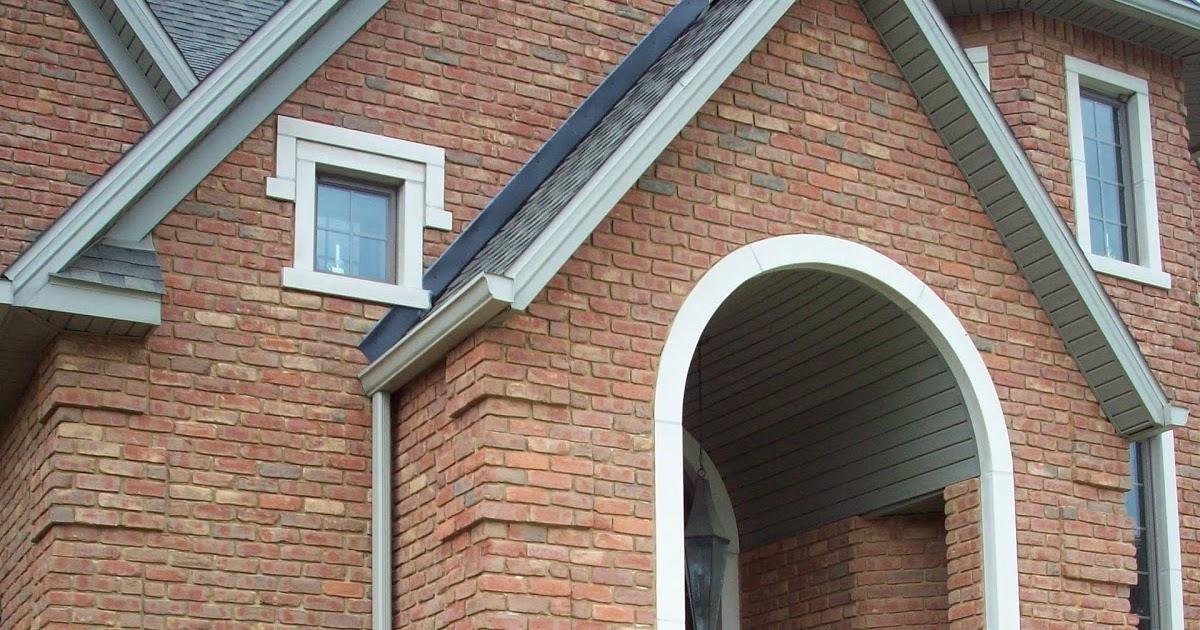 Brick vector picture brick quoin corners for Decorative quoins