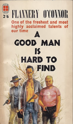 the character and point of view in a good man is hard to find by flannery oconnor A good man is hard to find by flannery o'connor from: as a cabbage and was tied around with a green head-kerchief that had two points on the top like.