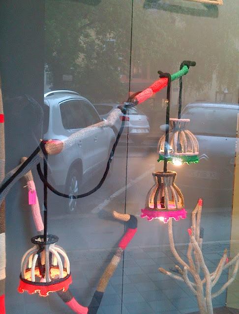luminaire crochete