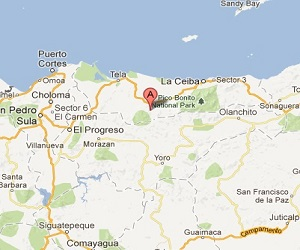 Honduras_earthquake_epicenter_map