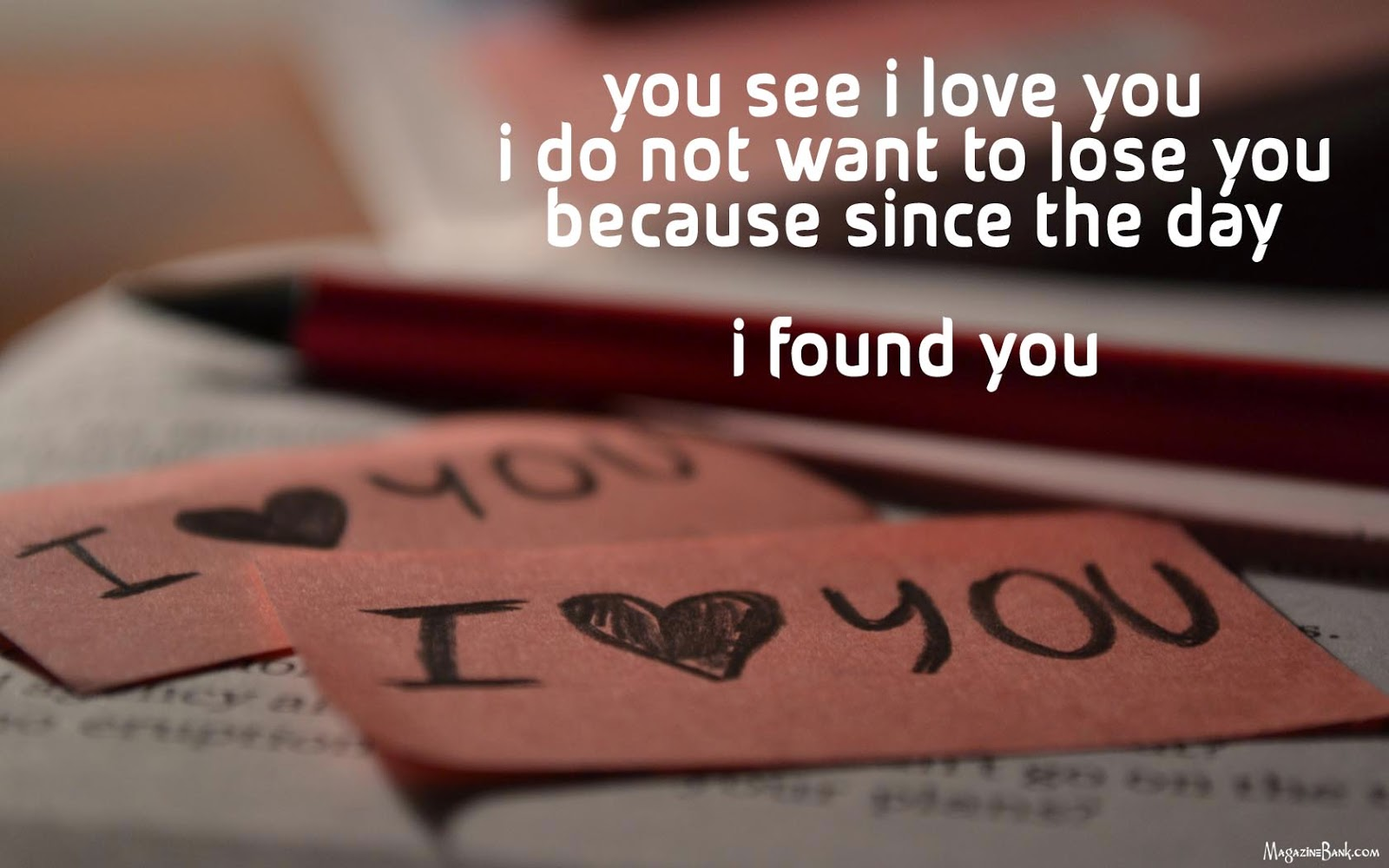 Top 5 I Love You Quotes : Quotes 1 Word 2 Say I Love U. QuotesGram