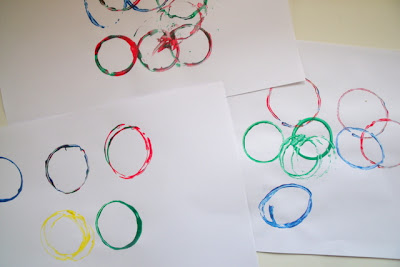 Olympics Crafts Ideas for Toddlers