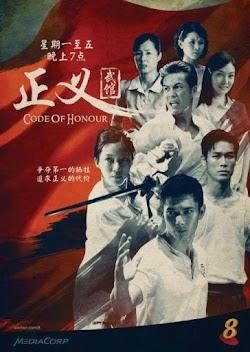 Võ Đường Chính Nghĩa - Code Of Honour (2011) Poster