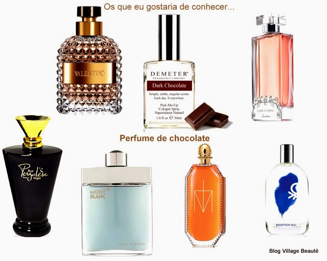 CACAU CHOCOLATE PERFUMES