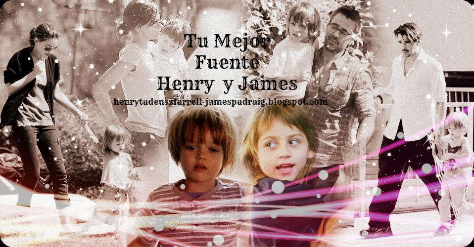 Henry Tadeusz Farrell y James Padraig Farrell