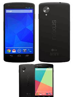 LG NEXUS 5 SPECIFICATIONS