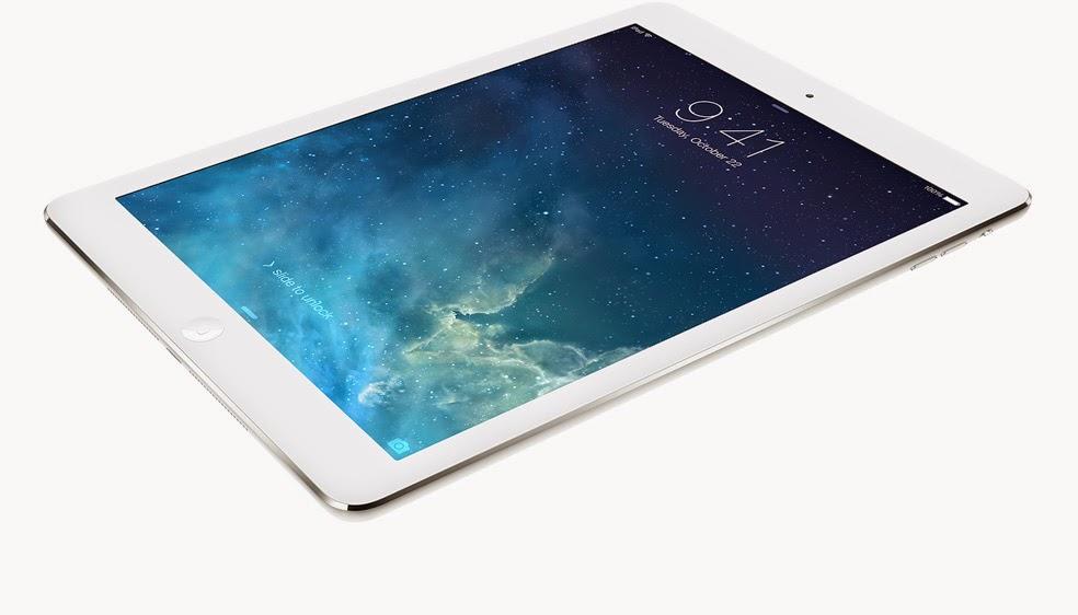 Apple iPad Air 2 Full Spesifikasi dan review (harga, kekurangan, kelebihan)