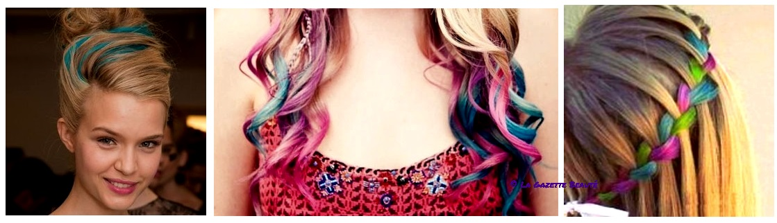 hair chalk - Coloration Cheveux Craie