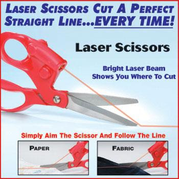 Laser Guided Scissors cheap